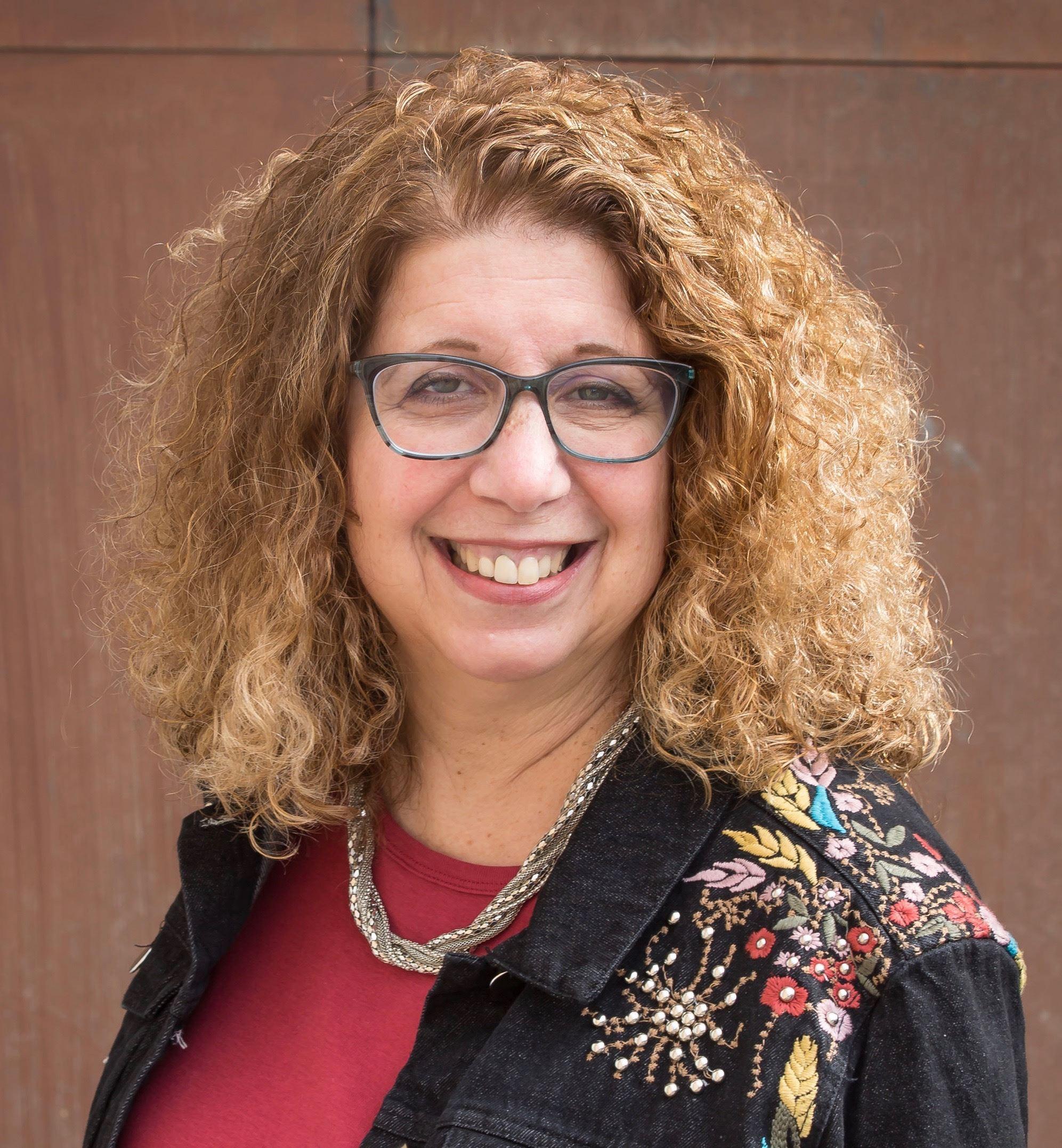 Michelle Van Loon author photo