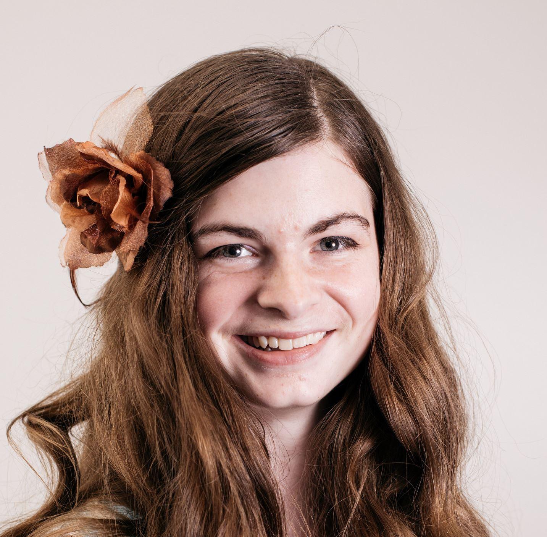 headshot of author Hope Bolinger