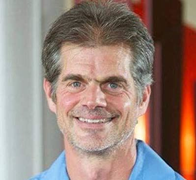 headshot of author Chris Bolinger