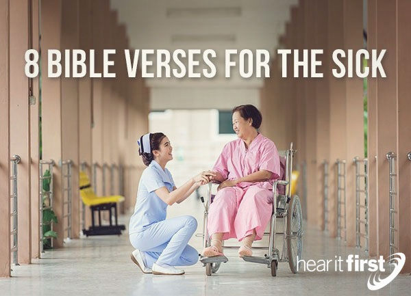 8 Bible Verses For The Sick