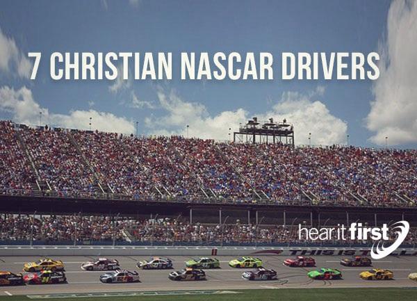 7 Christian NASCAR Drivers