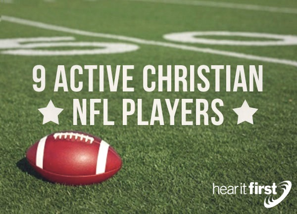 9 Active Christian NFL Players (Stars)