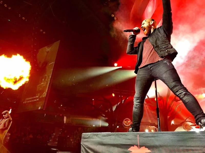 RED, The Ever & 2016 Winter Jam Tour Spectacular