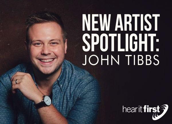 John Tibbs: New Artist Spotlight
