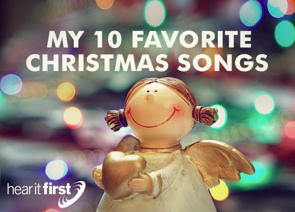 My 10 Favorite Christmas Songs