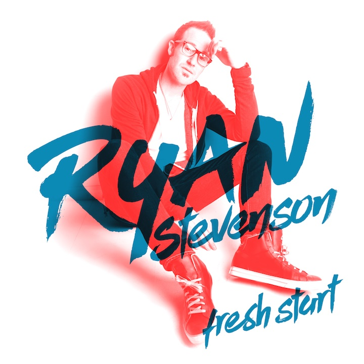 Ryan Stevenson Releases Fresh Start September 18 - Album Now Available Exclusively on TheOverflow as  iTunes Pre-Orders Launch