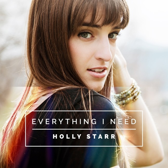 Holly Starr's Everything I Need set for September 18 release