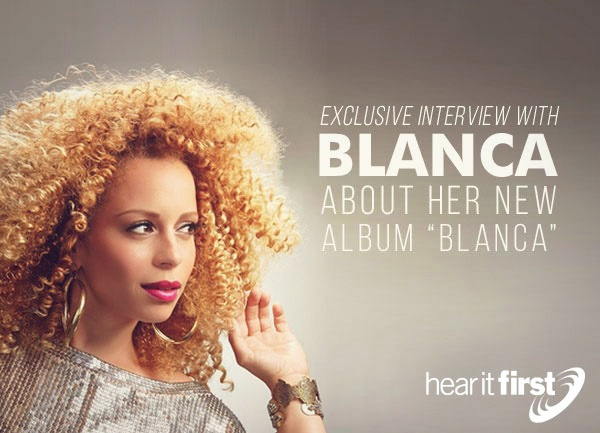 Exclusive Interview with Blanca About Her New Album Blanca