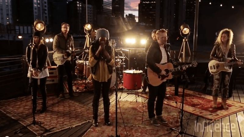 Influence Music releases new worship anthem from Red Rocks Church