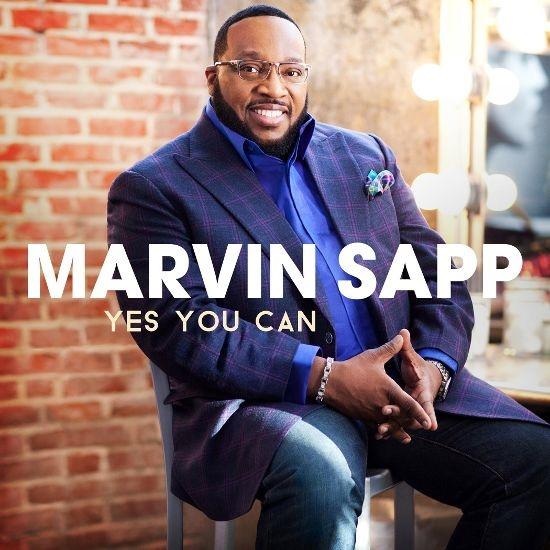 "Gospel music superstar Marvin Sapp's single ""Yes You Can"" lands number 1 on MediaBase gospel singles chart."