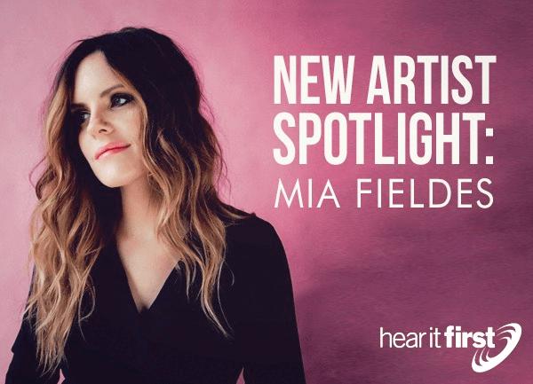 New Artist Spotlight   Mia Fieldes