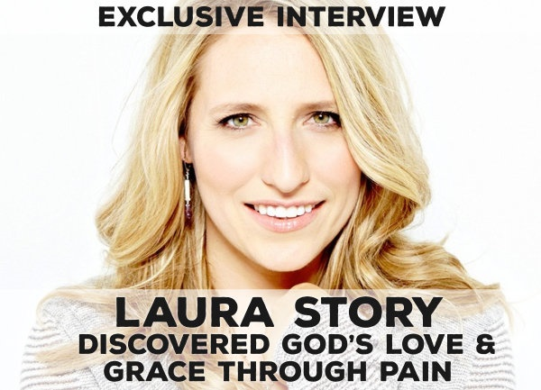 Exclusive Interview: Laura Story Discovered God's Love and Grace Through Pain