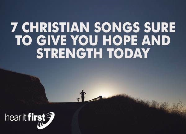 Christian songs about hope