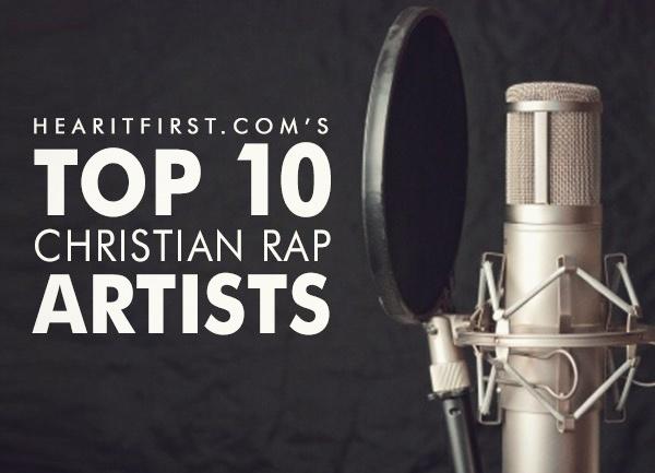 10 Great Christian Rap Artists