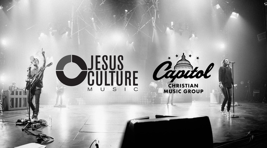 Jesus Culture Music Enters Worldwide Label And Co-Publishing Partnership With Capitol Christian Music Group