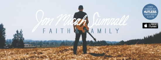 Kutless' Jon Micah Sumrall Set to Release Side Solo Project Feb. 24