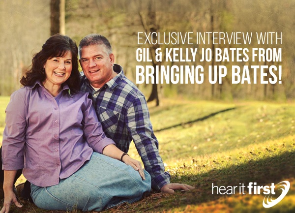 Exclusive Interview with Gil and Kelly Jo Bates from Bringing Up Bates!
