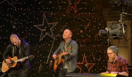 "GRAMMY® Award-Winner Chris Tomlin To Perform On Fox News Radio's ""Todd Starnes All-American Christmas"""
