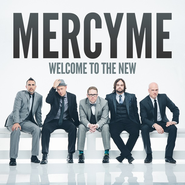 """MercyMe Garners Two GRAMMY® Nods for """"Welcome To the New"""""""