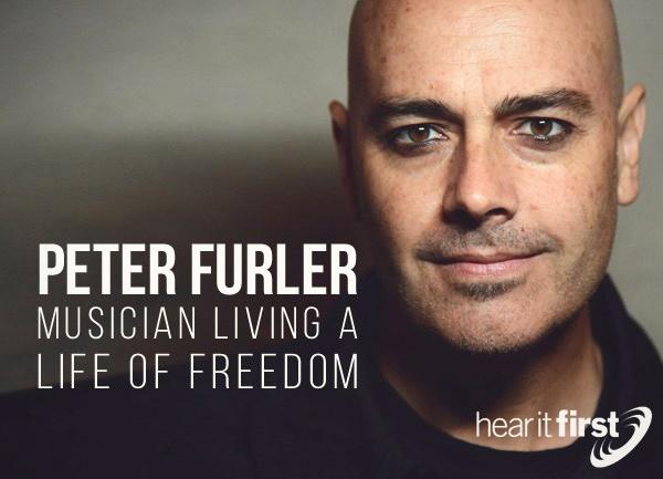 Peter Furler – Musician Living a Life of Freedom