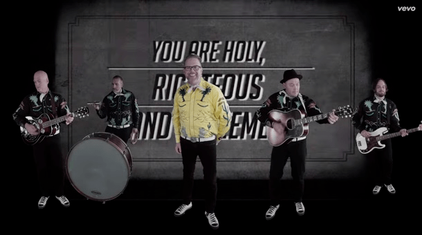 """MercyMe Debuts Music Video for """"Greater"""" to Enthusiastic Fan Response"""