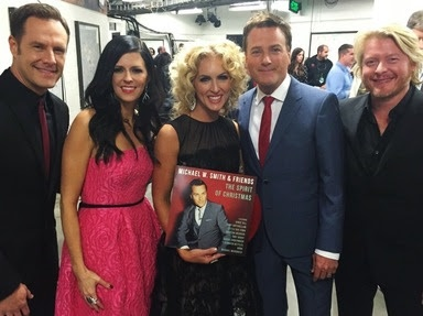 Michael W. Smith to Perform with Carrie Underwood and Little Big Town for CMA Country Christmas on ABC
