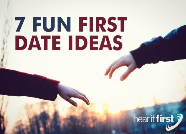 First date ideas for women