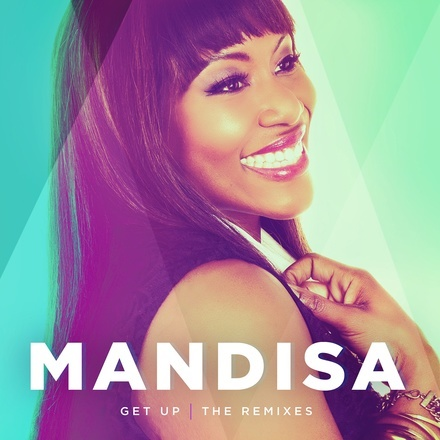 GRAMMY® Winner Mandisa Set to Release  Get Up: The Remixes September 16