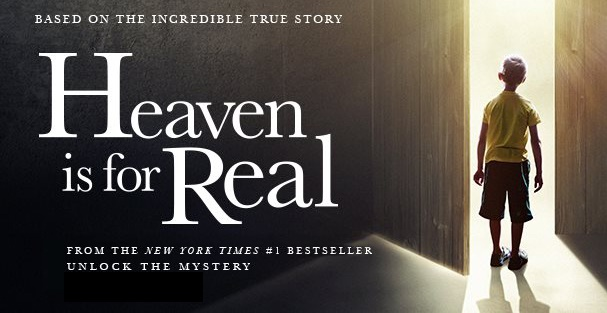 Top 7 Reasons Heaven Is For Real Should Be The Next Movie You Watch