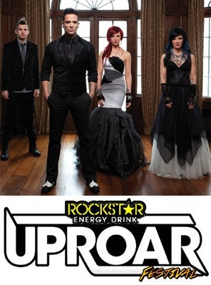 Skillet to Join 2014 Rockstar Energy Uproar Festival
