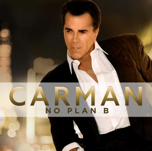 Carman Lands In Top of Christian Sales Charts This Week With New Album, 'No Plan B'