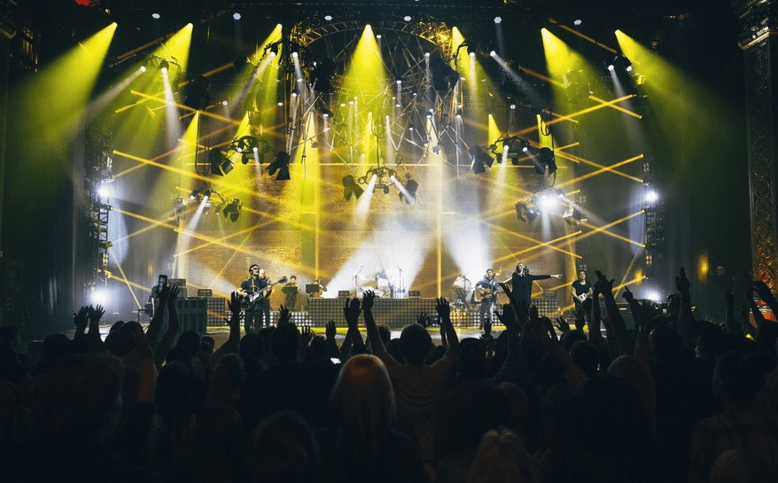 """Jesus Culture Music's """"Unstoppable Love"""" CD/Blu-ray/DVD Becomes No. 1 Top Seller On Multiple Retail Charts Amidst Acclaim"""
