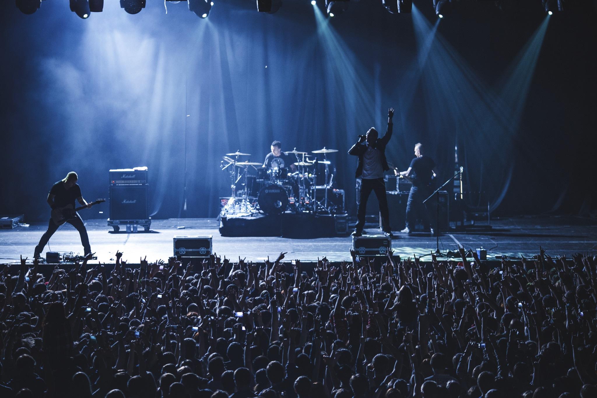 Thousand Foot Krutch Announces New Album, OXYGEN:INHALE, Releasing Aug. 26