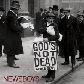 "Newsboys' ""God's Not Dead (Like A Lion)"" Digital Single Certified Gold By RIAA"