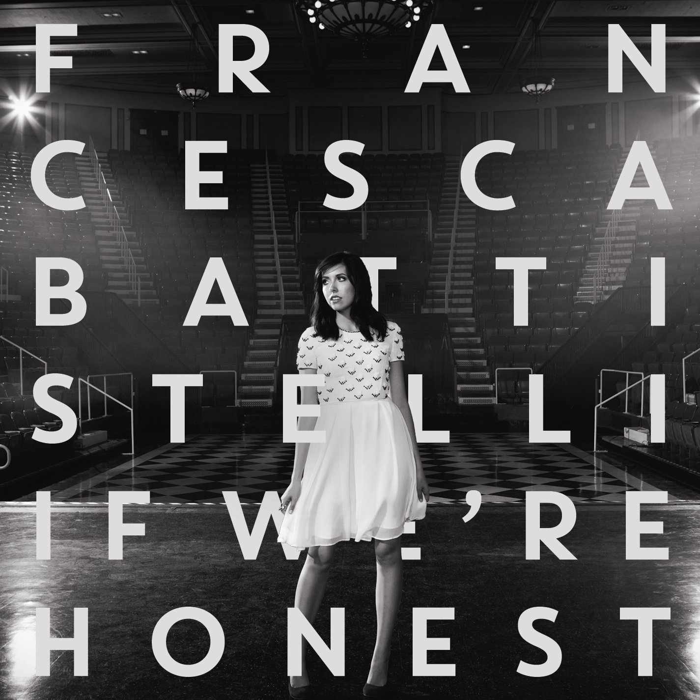 Francesca Battistelli New Album 'If We're Honest' Now Streaming In Its Entirety Exclusively on iTunes Radio