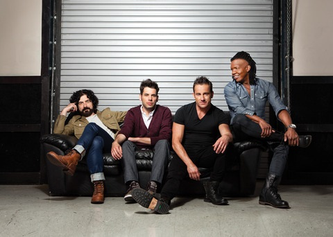 """Newsboys Debut Powerful New Single """"We Believe,"""" Band's Biggest Add Week Ever at Christian Radio"""