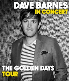 "GRAMMY-Nominated Artist Dave Barnes Kicks Off The ""Golden Days Tour"" to Support New Album"