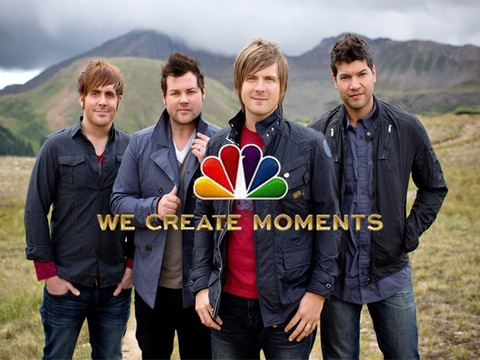 "The Afters' ""Moments Like This"" On NBC for ""We Create Moments"" Campaign"