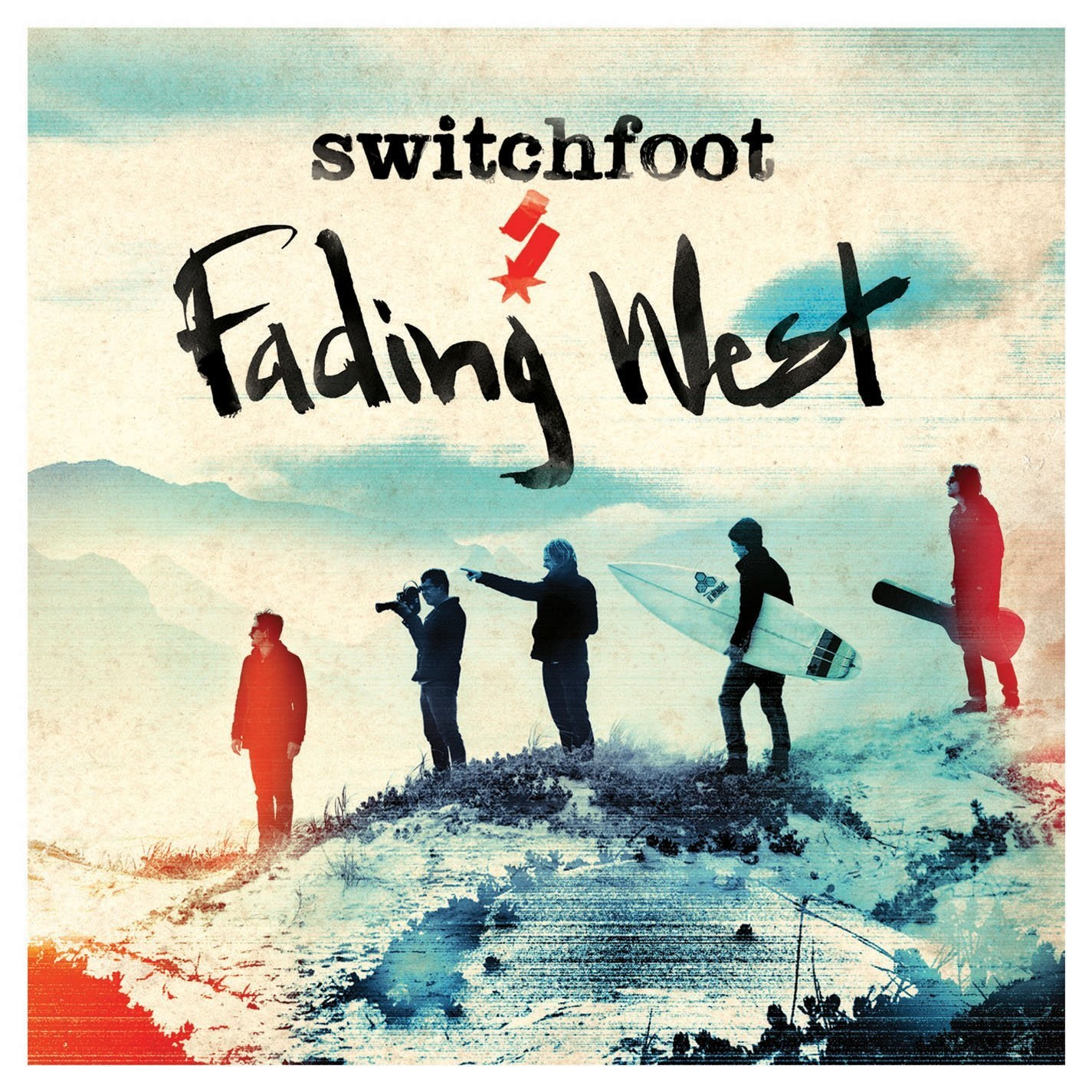 Switchfoot's New Album, Fading West, Available Today