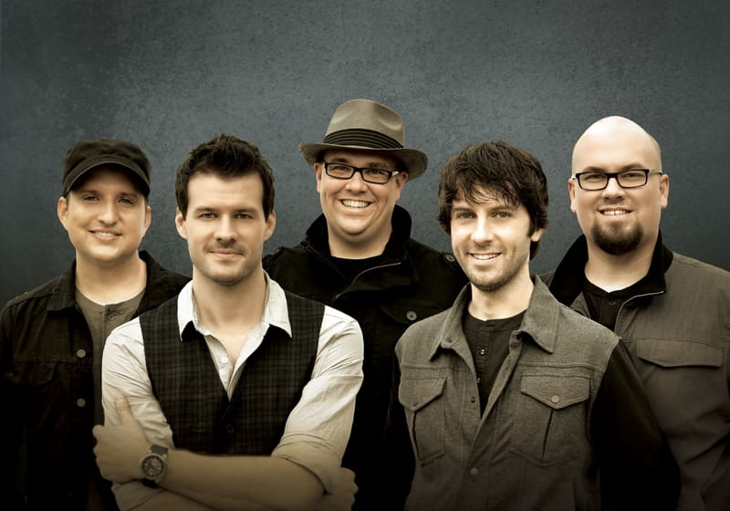 """Big Daddy Weave Celebrates Third Straight No. 1 Single, """"The Only Name (Yours Will Be)"""""""