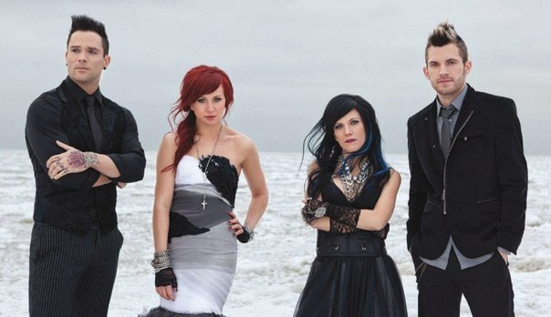 Skillet Rocks Europe, Russia, Garners Another No. 1 Single & Announces New Tour