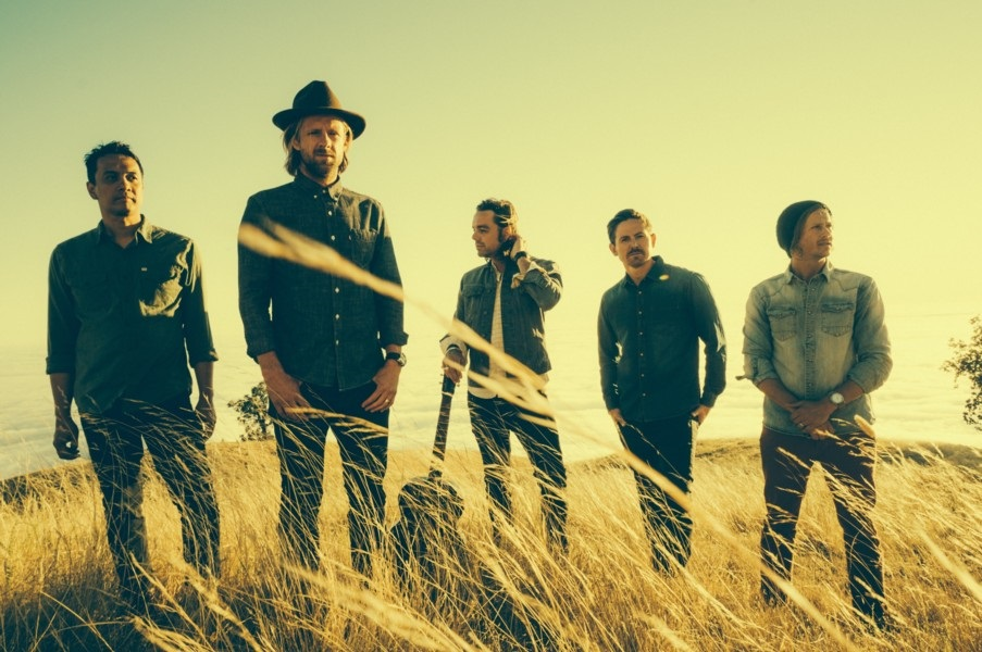 Switchfoot's Debut Feature Film FADING WEST Available Everywhere On Demand December 10