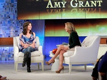 Six-Time GRAMMY® Winner Amy Grant Appears on Katie This Wednesday, November 27
