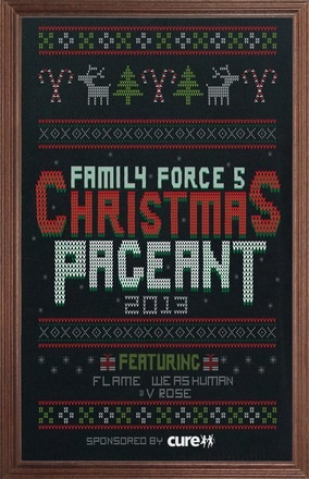 FF5 Announces The Christmas Pageant Tour Dates in Partnership with CURE