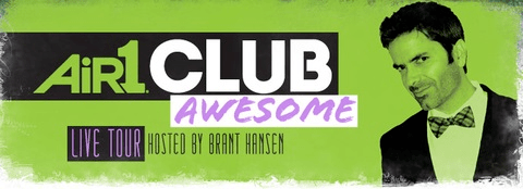 BEC RECORDINGS AND AIR1 CELEBRATE THE CLUB AWESOME LIVE TOUR