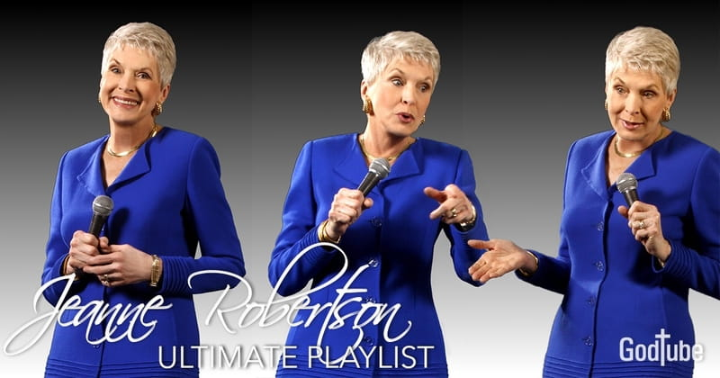 The Ultimate Playlist of Christian Comedian Jeanne Robertson