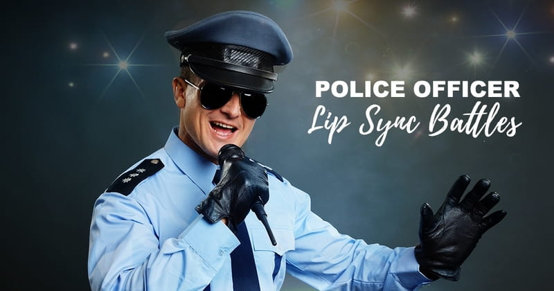 Top Police Lip Sync Battles
