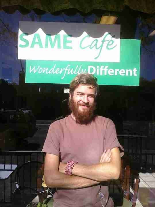 Creating Community Through Meals: SAME Café