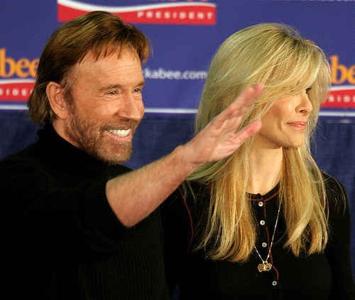 Chuck Norris: Christian Faith and Bio