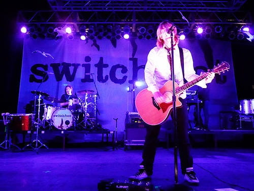 Switchfoot:  15 Best Christian Songs